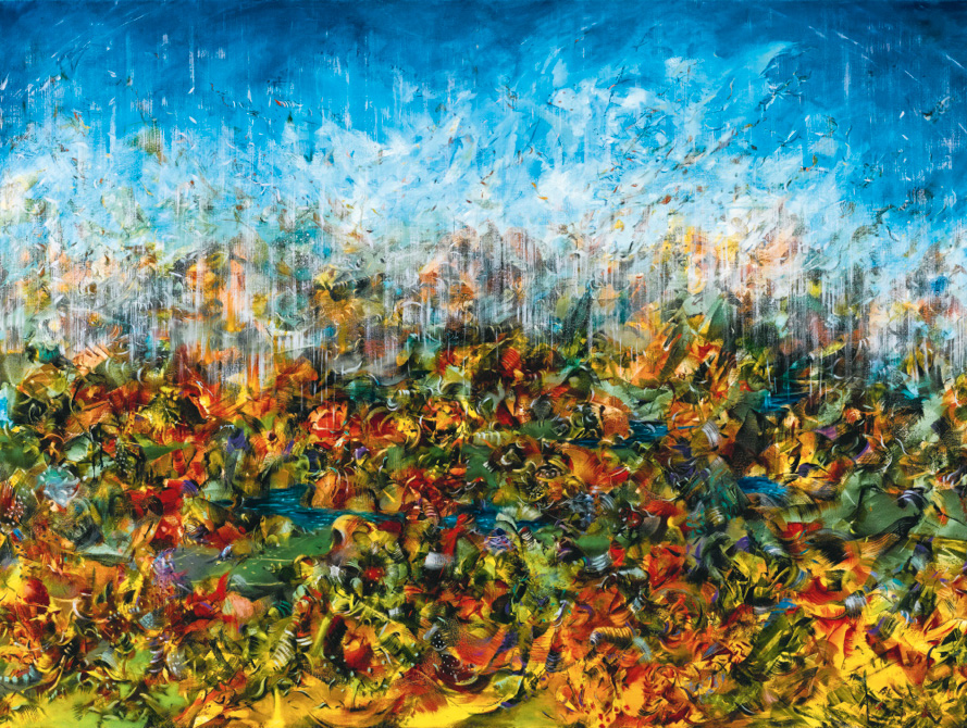 Ali Banisadr, The Chase