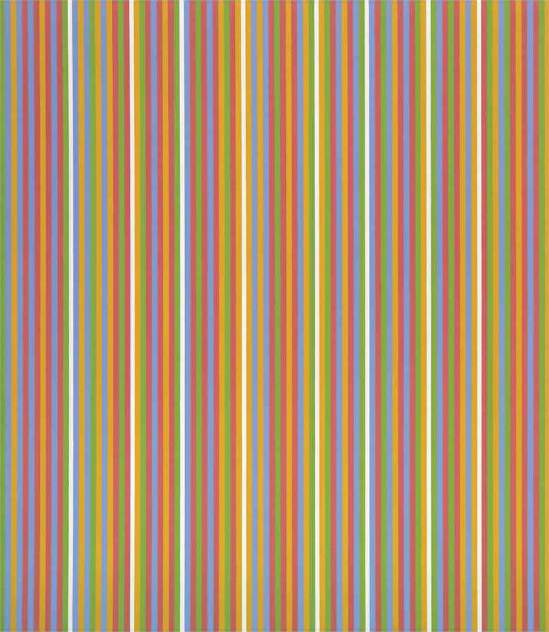 Bridget Riley, Midi
