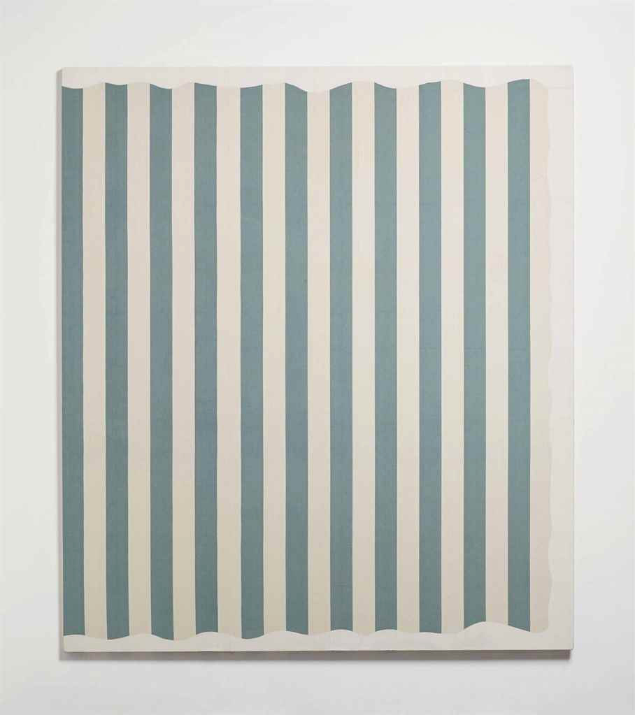 Daniel Buren, Painting with Varying Forms