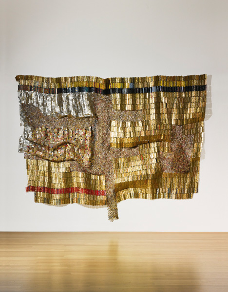 El Anatsui, Paths to the Okro Farm