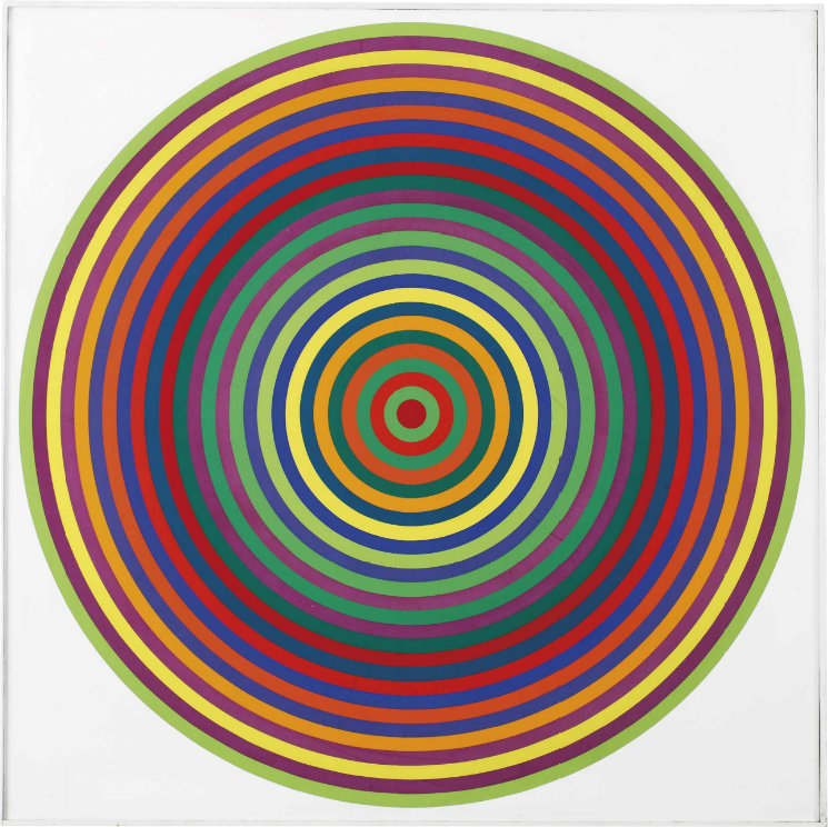 Julio Le Parc, Nº 11-3 (from 23 series)