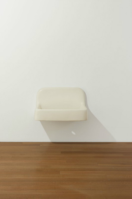 Robert Gober, The Silent Sink