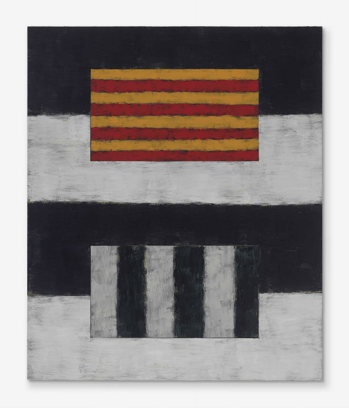 Sean Scully, Eve