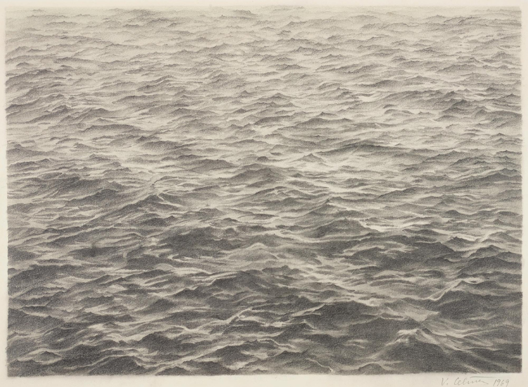 Vija Celmins, Untitled