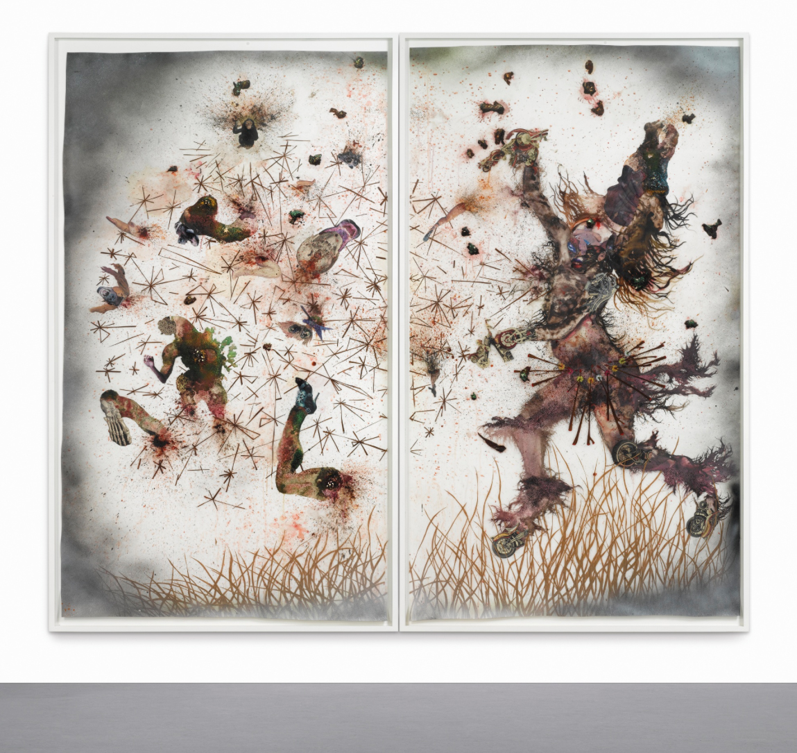 Wangechi Mutu, Try Dismantling The Little Empire Inside You