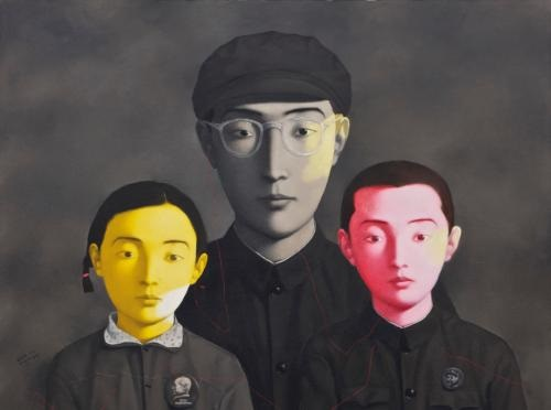 Zhang Xiaogang, Bloodline: Big Family No. 1